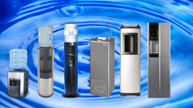 The Variety of Water Dispensers